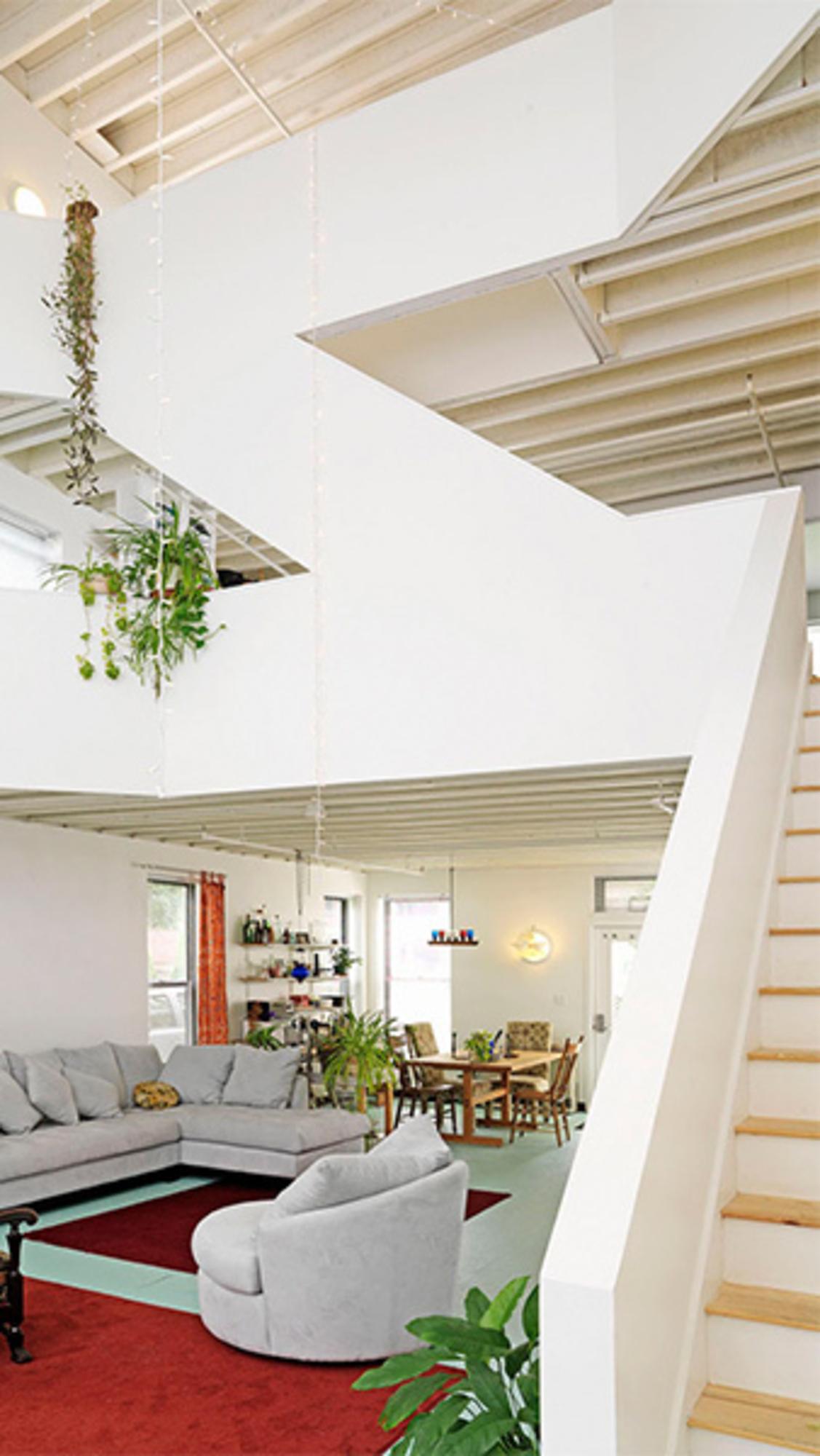 Brookside Artist Studios - Customized artist loft